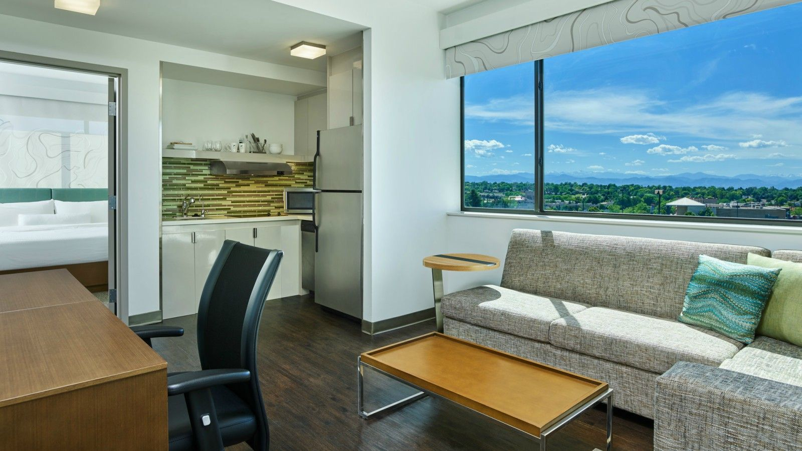 Denver Accommodations - Executive Guestroom